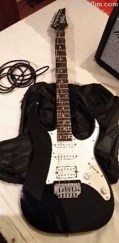 Ibanez Grx40-Bkn Elektro Gitar