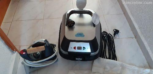 Buharlı Temizlik Makinası Ve Buharlı Ütü