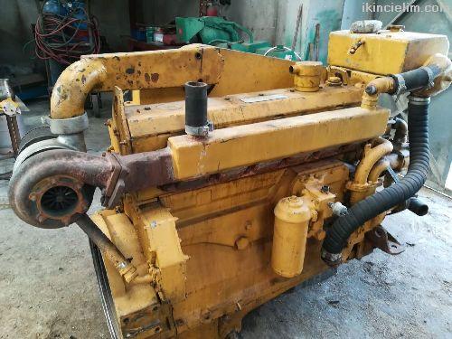 Marin tip Cat 92 B 1412 dizel makine 2. el  6 sili