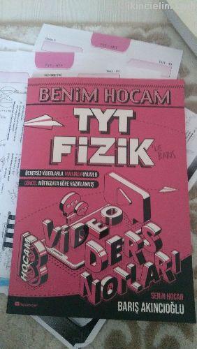 Tyt fizik test kitabı