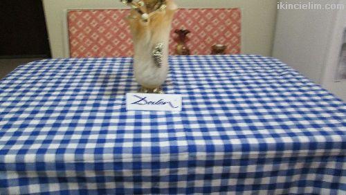 Kumaş Masa Örtüsü