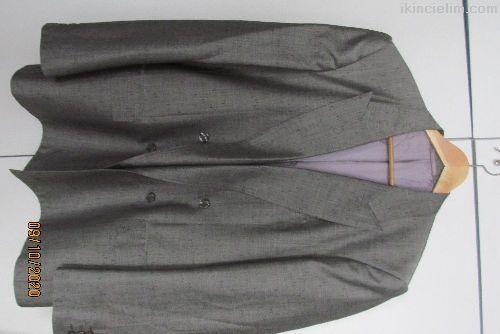 Özel Dikim İngiliz Kumaşından Takım Elbise