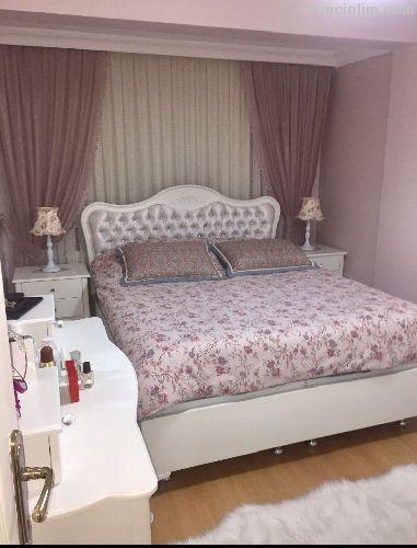 Özel yapım yatak odası
