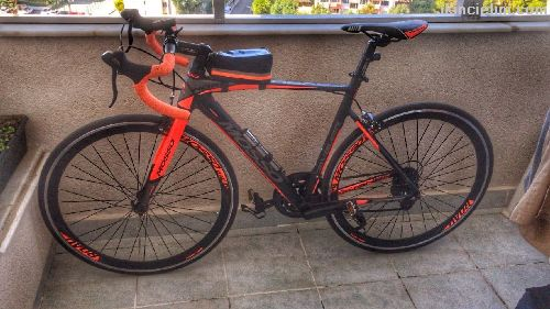 Mosso Cavalier 700 Tourney