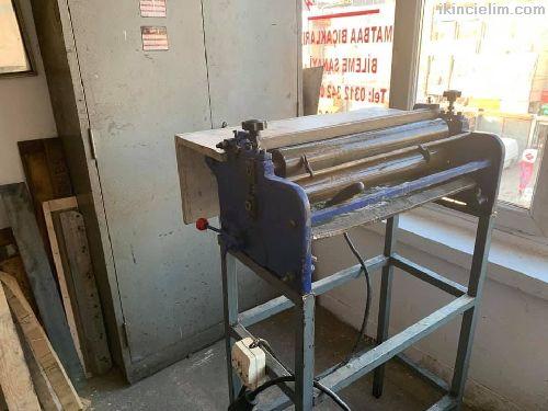 Satılık Tutkal Sürme Makinesi 55 Cm