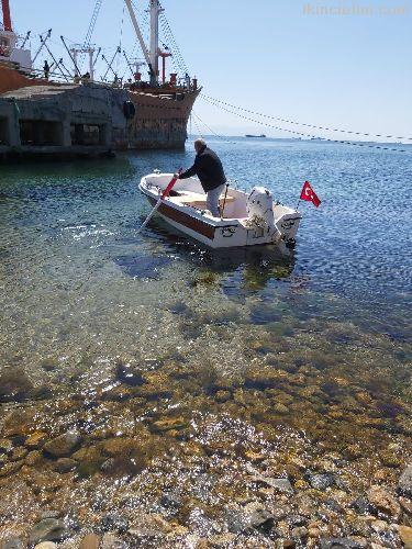 Tam bir gezinti teknesi