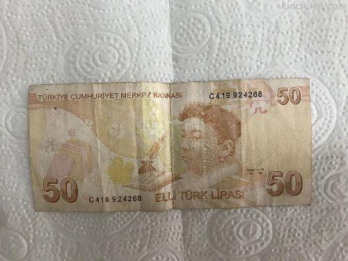 Hatalı Basım 50 Tl