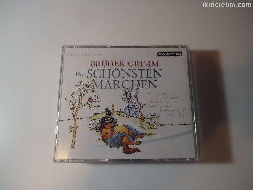 Brüder Grimm Die Schönsten Märchen 4 Cd's