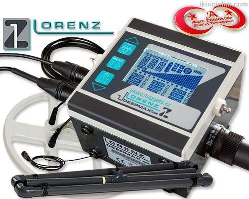 İkinci El Lorenz Z1 Dedektör garantili