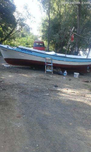 Satılık Ruhsatlı Balıkçı Teknesi