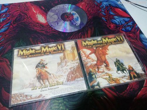 Might and Magic 6 Vı Orjinal Cd Lisanslı satılık
