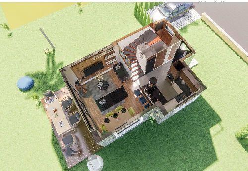 Kuşadasında Site İçerisinde Tek Müstakil Villalar