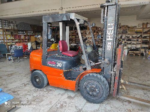 2010 Model Heli Isuzu 4Jg2 Motor Forklift