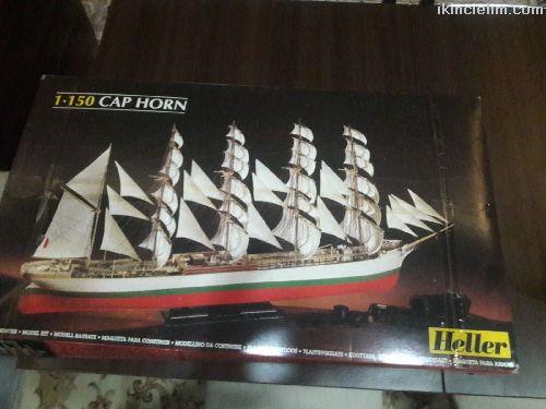 Sıfır kutusunda satılık Gemi Maketi