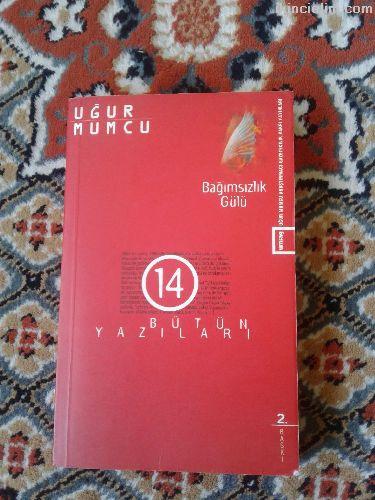 Uğur Mumcu'Dan İki Kitap