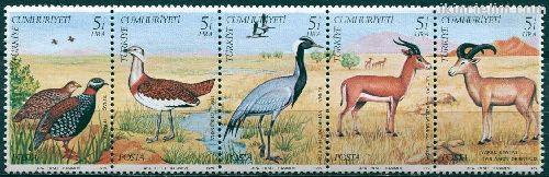 1979 Damgasız Av Hayvanları Serisi