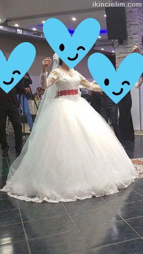 Prenses gelinlik