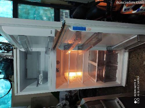 Arçelik nofrost buzdolabı,az kullanılmış