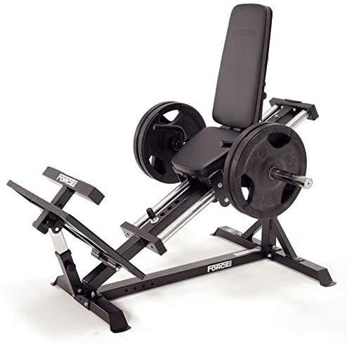 Force Usa Compact Standing Leg Press  Calf Raise C