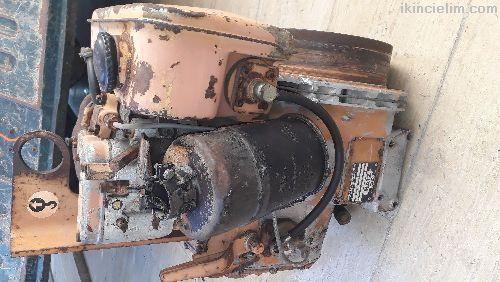 Hatz E79 dizel motor