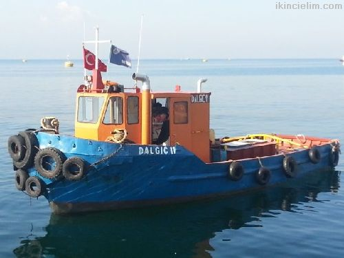 Palamar botu/hizmet teknesi