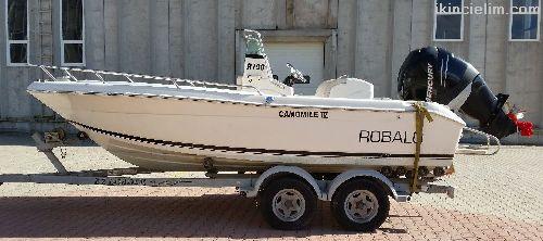 Amerikan Balıkçı Teknesi - Robalo R-190