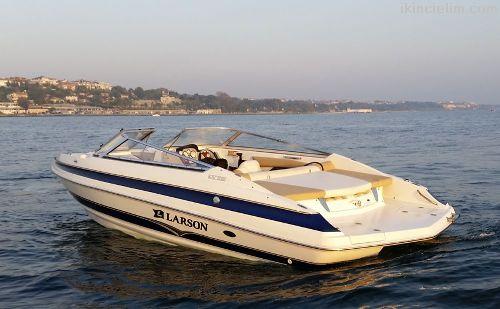 Amerikan Larson Lxı 208 Sürat Teknesi
