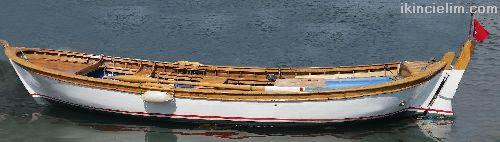 Yalı Balıkçı Sandalı - Valmet Motorlu