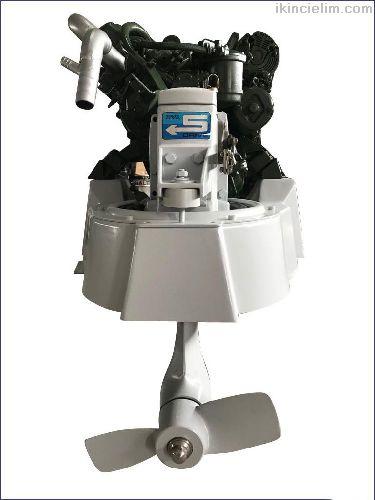 Volvo Penta Deniz Motoru