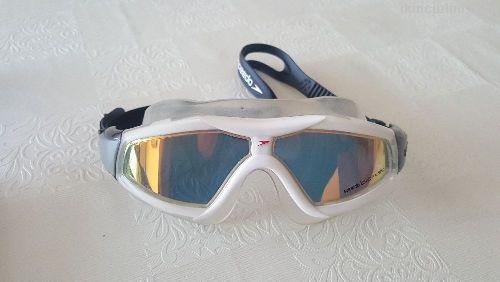 Speedo Yüzücü Gözlüğü Rift Pro Mask Au
