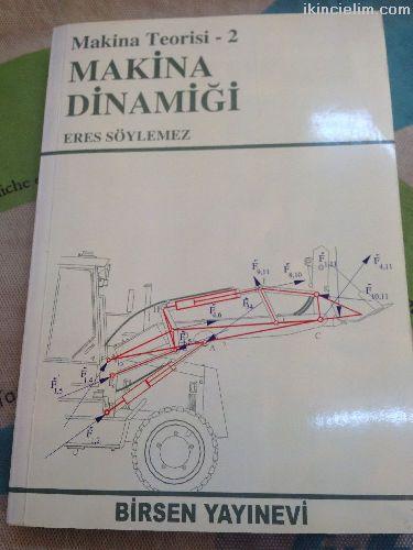 Makina dinamiği