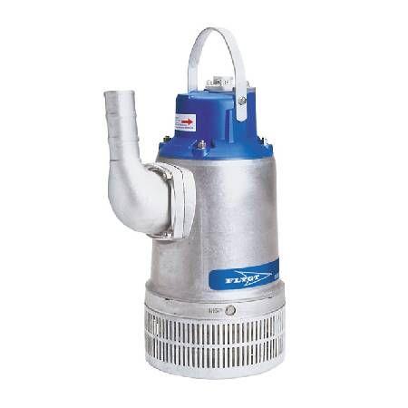 Kiralık Drenaj Pompası 9 kw
