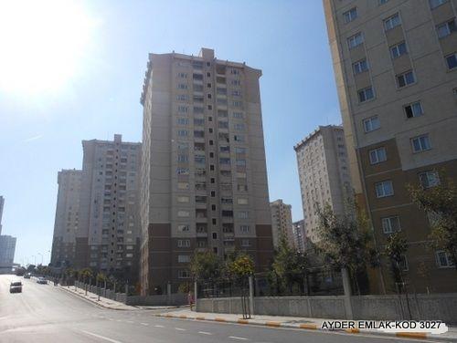 Satılık tadilatlı 132 m²-3+1- 15. kat daire
