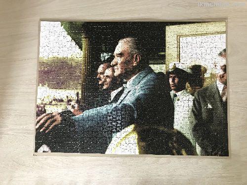 1000x2 Atatürk Puzzle