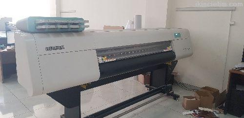 Ffujifilm Acuity Led 1600 2 160 Cm Uv Baskı Makine