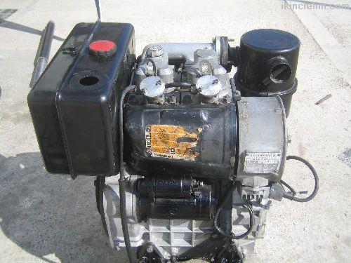 Lombardini 8Ld665-2 Dizel Motor