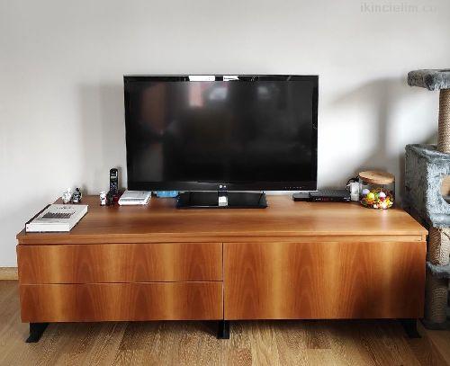 Özel Üretim Tv Ünitesi + Konsol