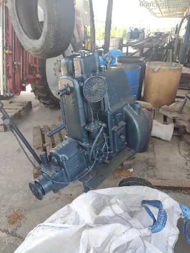 Sabb orijinal şanzımanlı marşlı motor