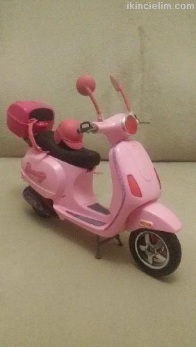 Barbie Motorsiklet