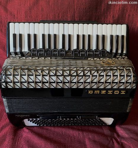 Hohner Atlantic De Luxe akordeon