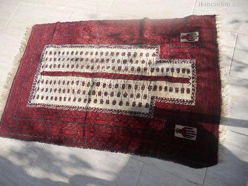İpek halı seccade