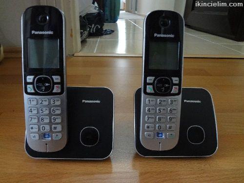 Panasonic  Tg6811 Telsiz Telefon