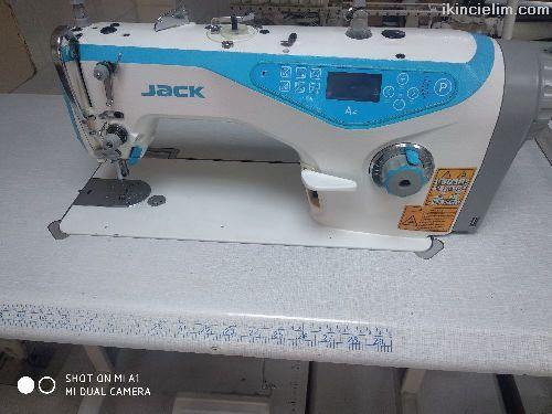 Jack A4 konuşan düz dikiş makinası