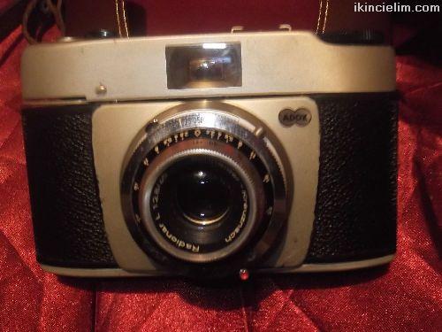 Çok iyi durumda odox fotoğraf makinesi