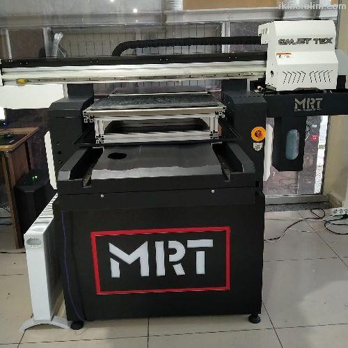 Tişört dijital baskı makinesi