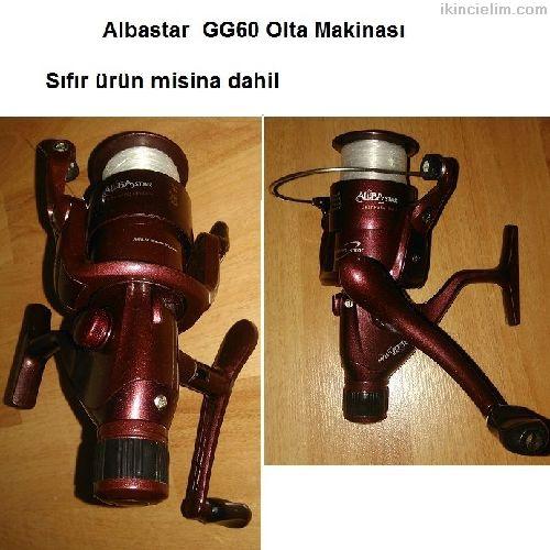 Albastar Gg60 olta makinası sıfır ürün