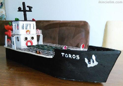 1/87 Ho Lpg Tankeri - Toros