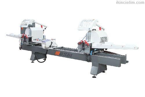 Otomatik Çift Köşe Kesim Makinası -500 Lük