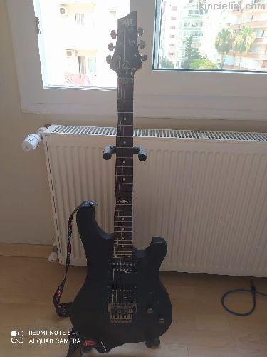 Schecter Sgr 006 Fr Elektro Gitar Midnight Satin