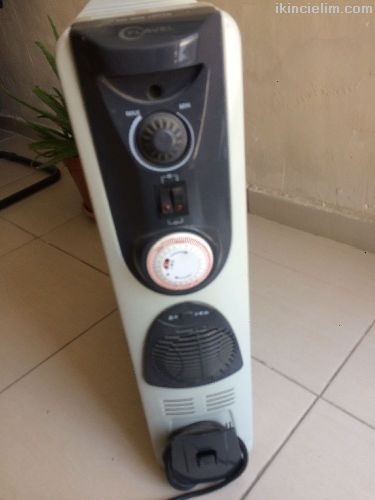 Sahibinden Flavel marka 10 dilim Radyatör